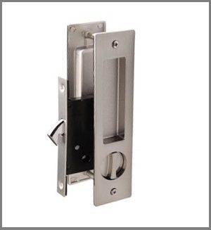 Gentil Dopa 5562 SN Sliding Lockset